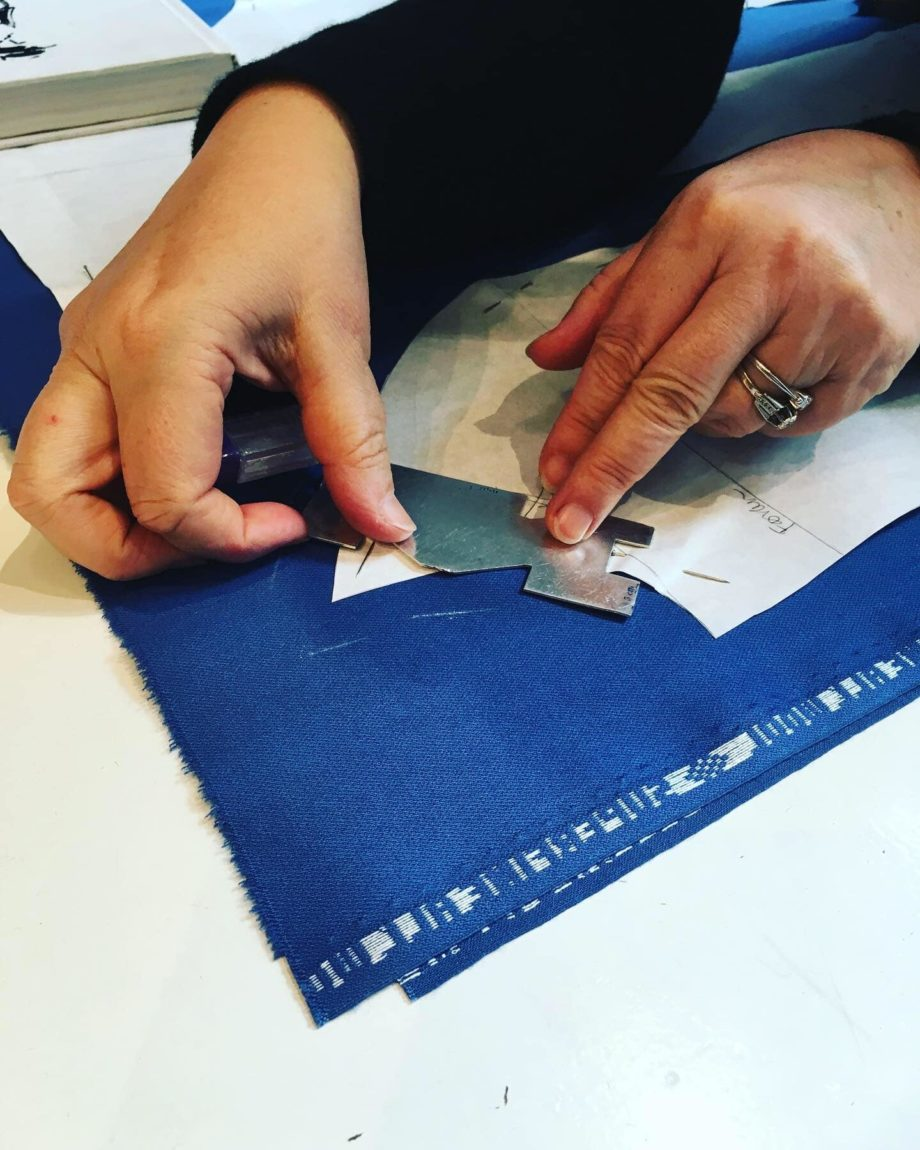 Kathrine Nørgård Ermer 02 - Lær å lage ermemønster etter egne mål