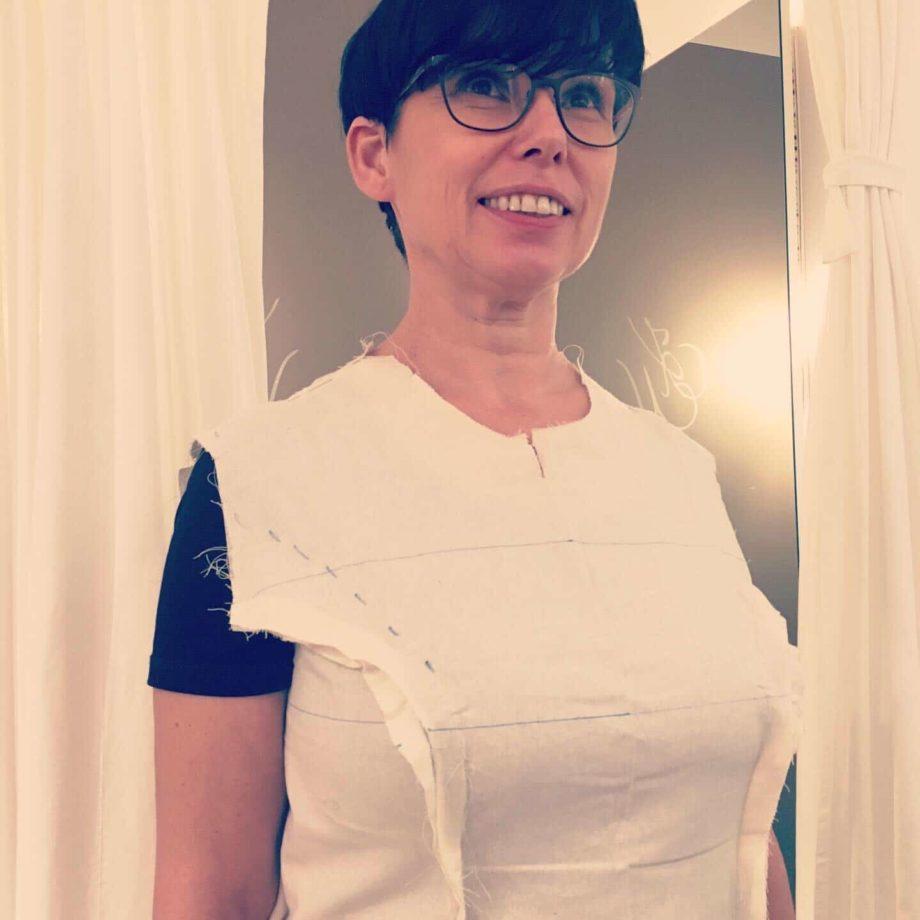 Kathrine Nørgård Kjolemønster 68 - Lær å lage kjolemønster