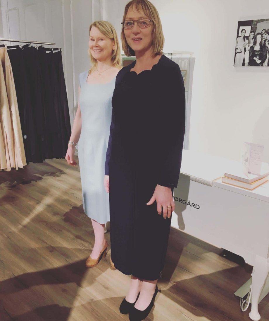 Kathrine Nørgård Kjolemønster 69 - Lær å lage kjolemønster