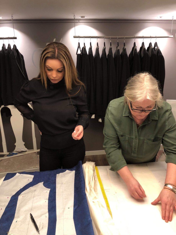 Kathrine Nørgård Kjolemønster 76 scaled - Lær å lage kjolemønster