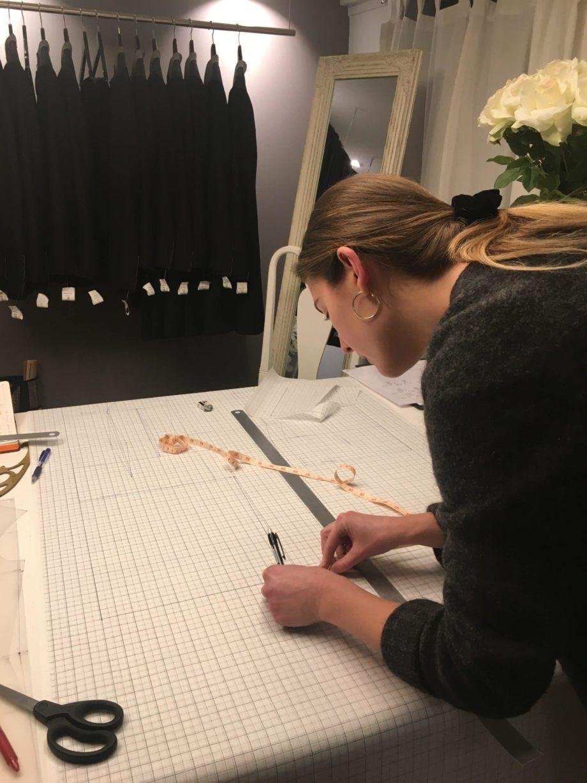Kathrine Nørgård Kjolemønster 81 scaled - Lær å lage kjolemønster