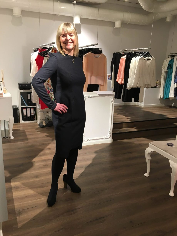 Kathrine Nørgård Kjolemønster 82 scaled - Lær å lage kjolemønster