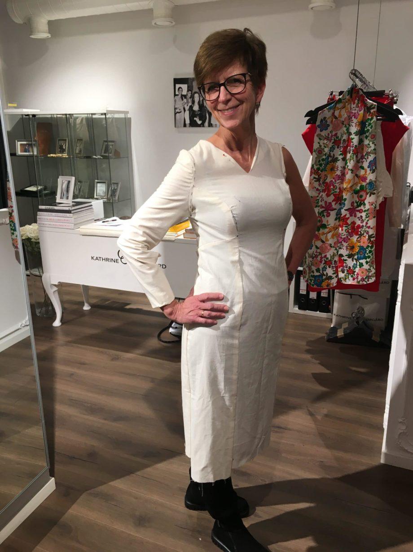 Kathrine Nørgård Kjolemønster 83 scaled - Lær å lage kjolemønster