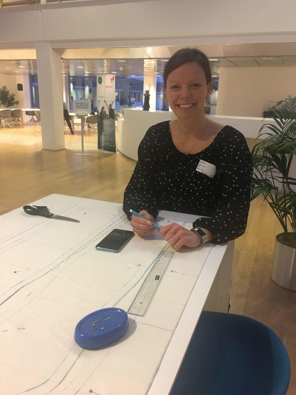Kathrine Nørgård Kjolemønster 84 scaled - Lær å lage kjolemønster