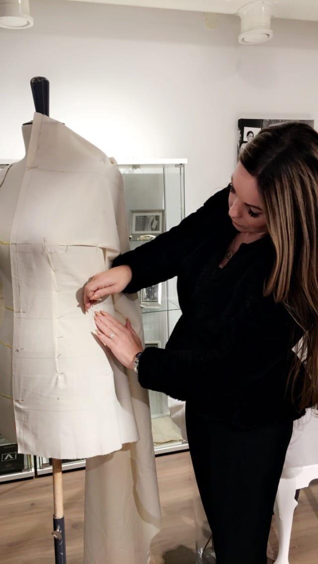 Kathrine Nørgård Skjørt og topp 36 - Lær å lage skjørt og skjortebluse