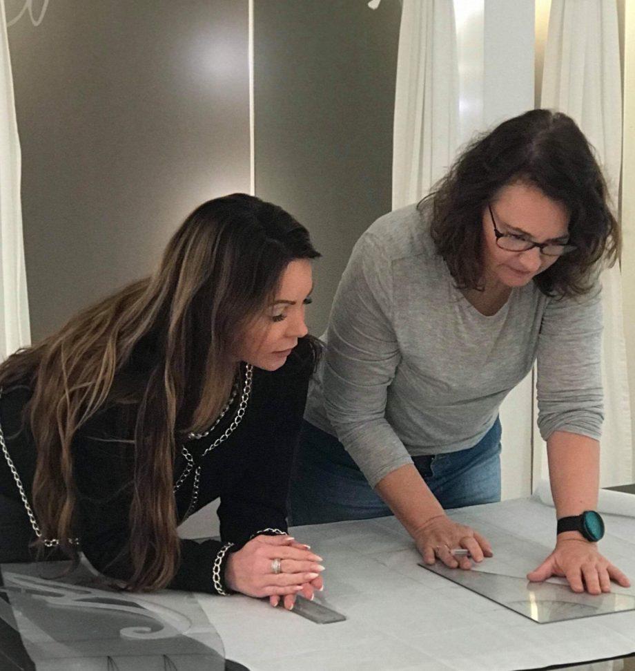 Kathrine Nørgård Skjørt og topp 44 - Lær å lage skjørt og skjortebluse
