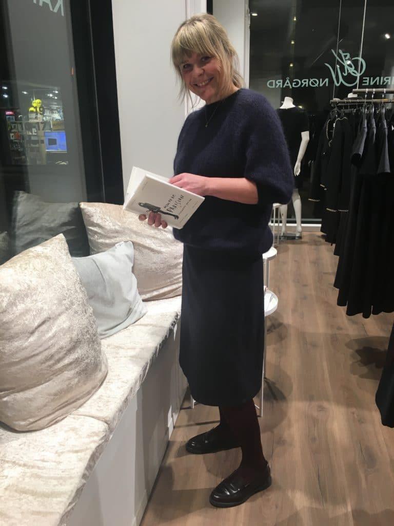 Kathrine Nørgård Skjørt og topp 45 - Masterclass