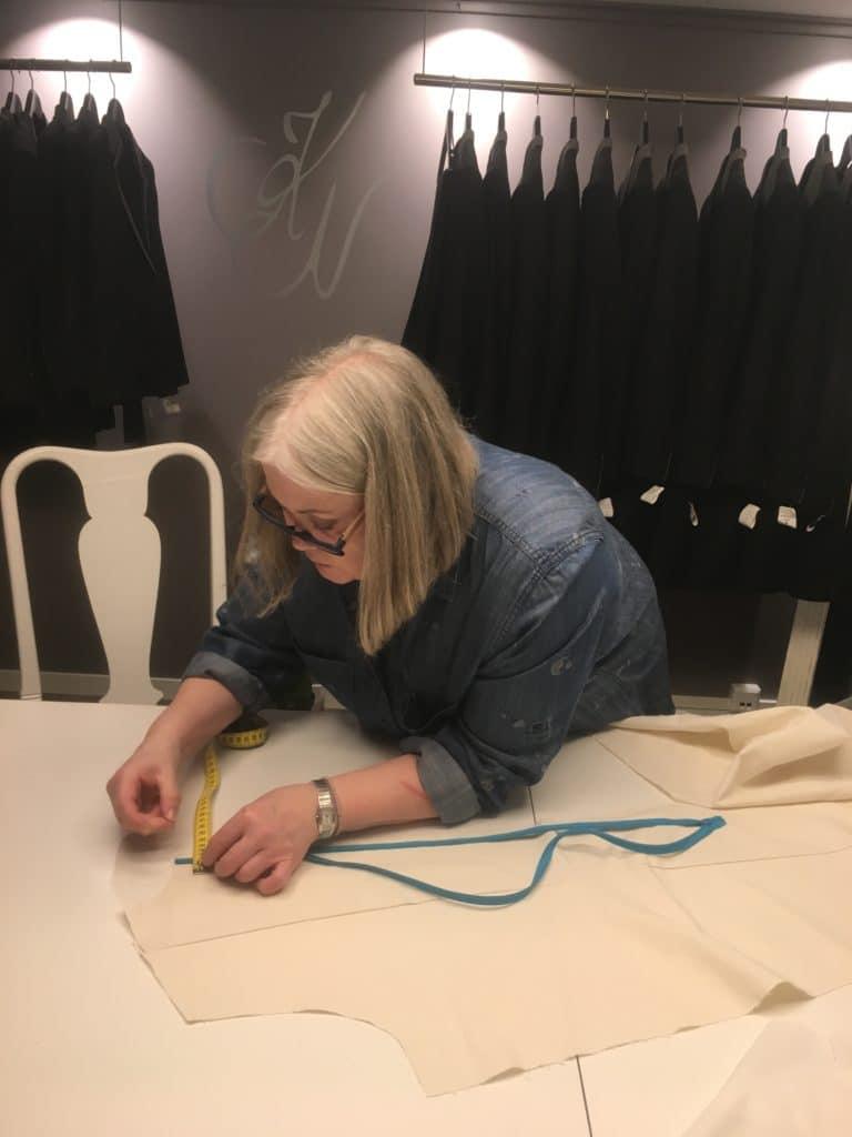 Kathrine Nørgård Sy din kjole 18 - Masterclass