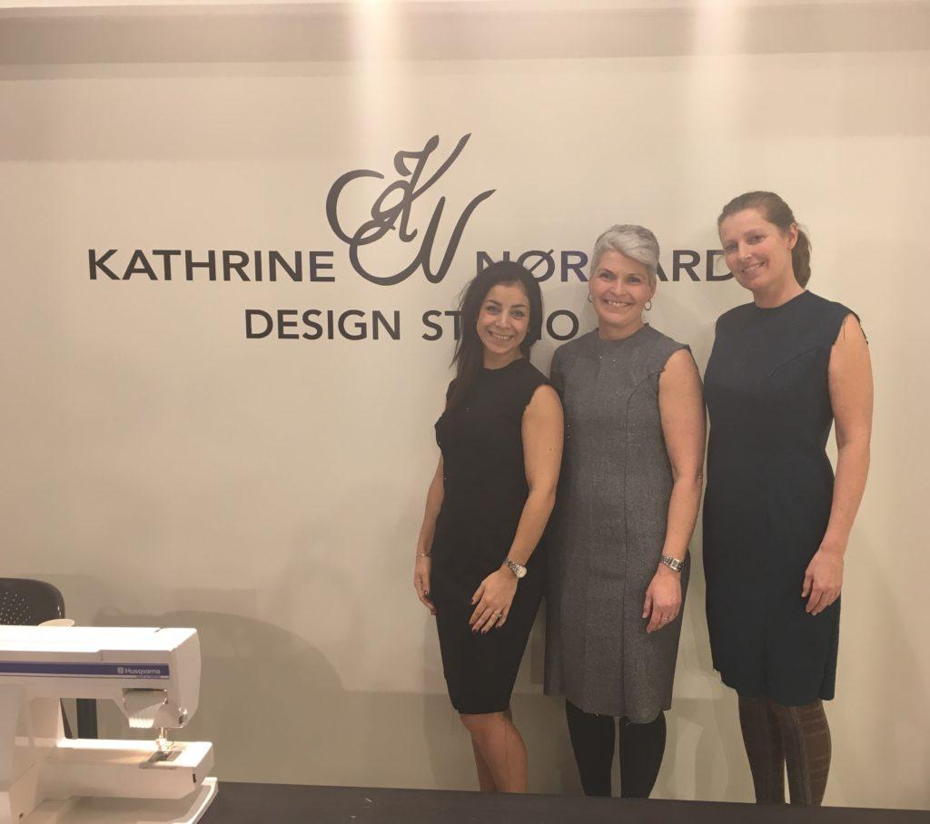 Kathrine Nørgård Sy din kjole 19 - Masterclass