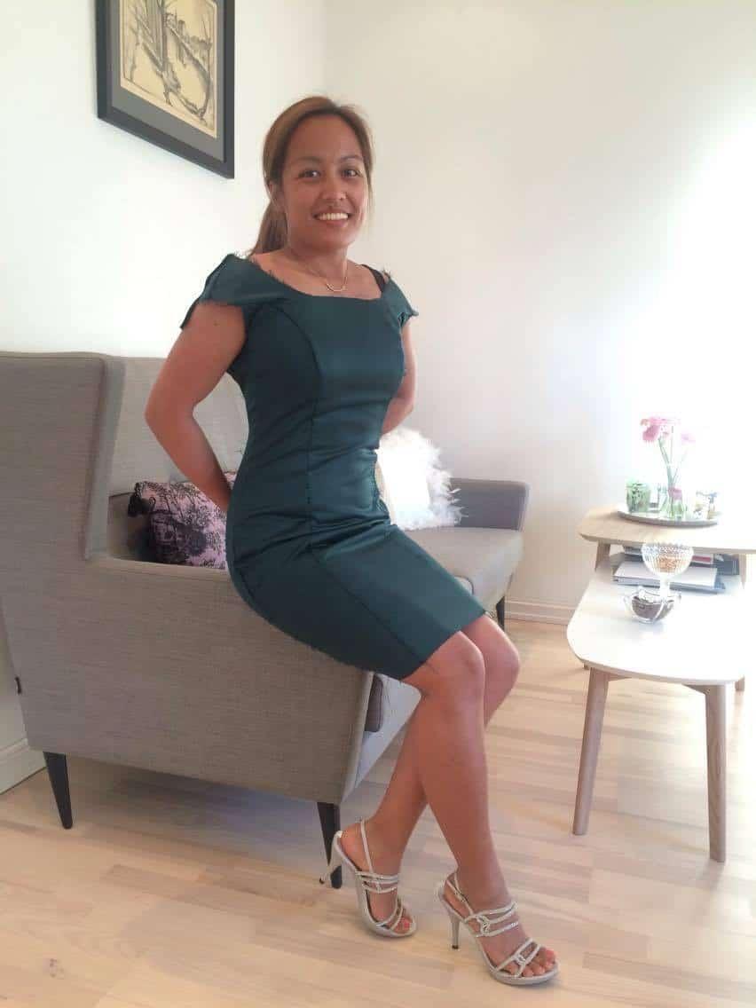 Kathrine Nørgård Sy din kjole 25 - Sy din kjole