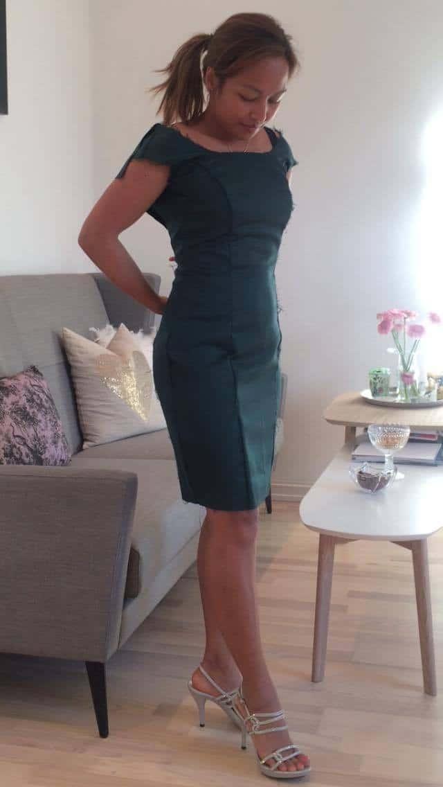 Kathrine Nørgård Sy din kjole 26 - Sy din kjole