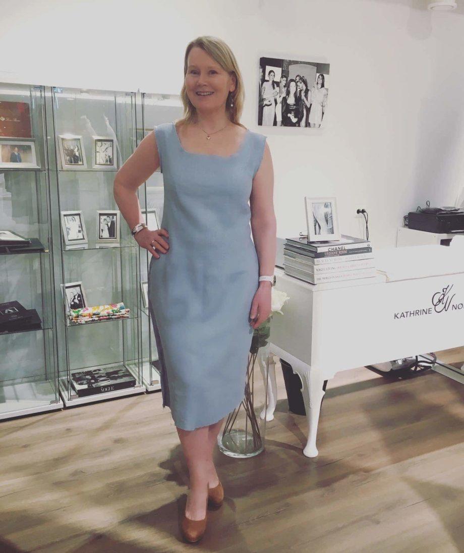 Kathrine Nørgård Sy din kjole 27 - Sy din kjole