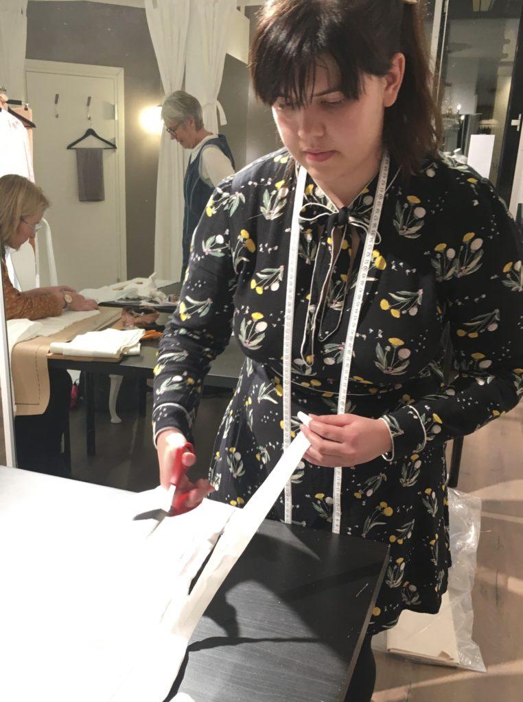 Kathrine Nørgård Sy din kjole 30 - Masterclass