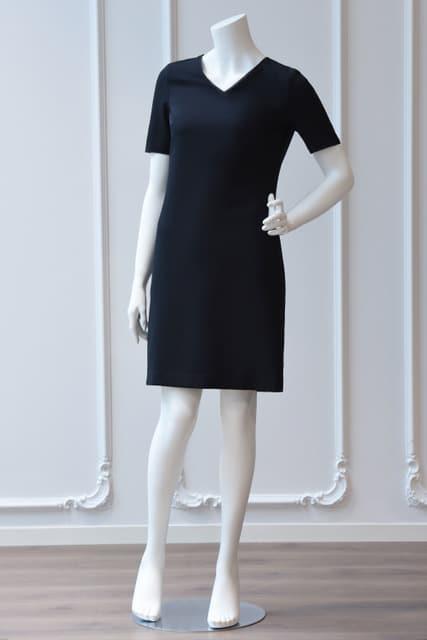 Brigitte kjole sort 31 - Brigitte kjole
