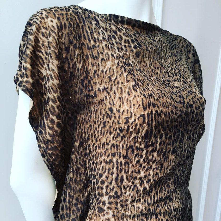 Michelle kjole leopard 2 6 - Michelle kjole